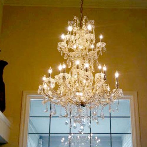 lighting Lighting & Ceiling Fans Residential Candelier
