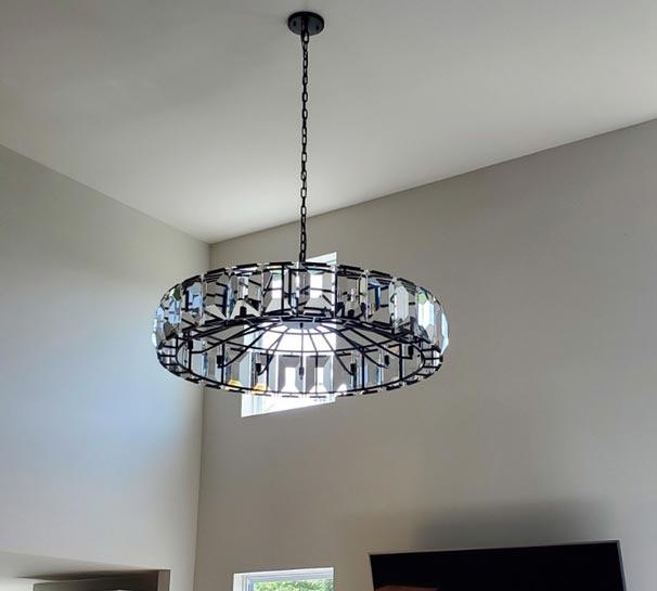 lighting Lighting & Ceiling Fans chandelier111