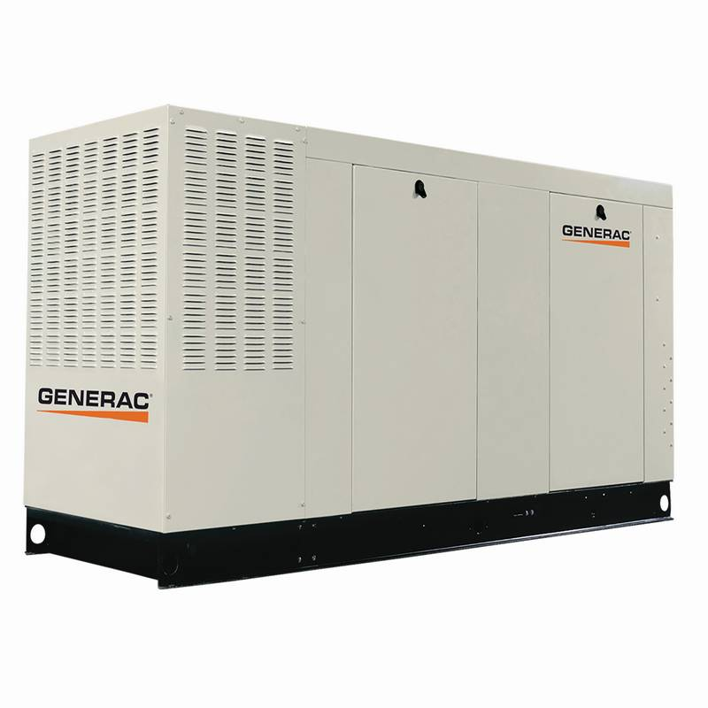 Commercial Automatic Standby Generator 2