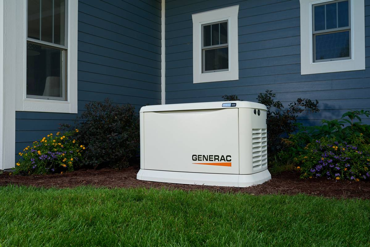 Residential Standby Generator 1