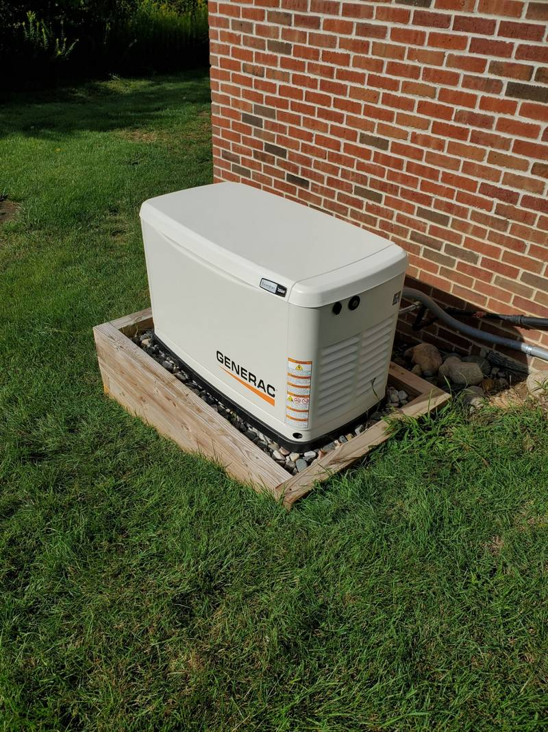 Residential Standby Generator 2